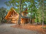 Lake Shasta-Lakehead Log Lodge Vacation Home
