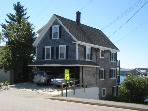 Waterfront Condo in Boothbay Harbor