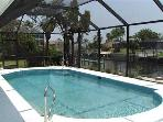 Beautiful Waterfront 3/2 Pool Home in Cape Coral