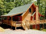 Black Bear Log Cabin