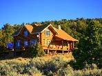 Moab Cabin rental property near Arches national pk