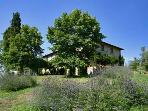 Charming Tuscan villa in the Chianti region
