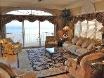 Oceanfront townhome villa 4 br 3.5 ba sleeps 12
