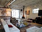 loft style lodging in heart of downtown lafayette