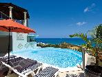 Alexina's Dream at Happy Bay, Saint Maarten - Ocean View, Walk To Beach, Pool