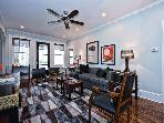 2br/2ba Luxury Myers Park Condo 1 mile to Uptown