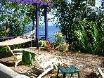 Coasting 3 bedrm seaside villa Bloody Bay Tobago