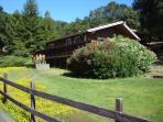 Serene Country 3 Bedroom Chalet in the Napa Valley
