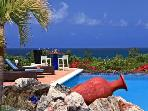 La Pergola : Mediterranean Style At It's Best, Sxm