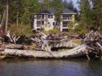 3 Bedroom Bay Front Wildlife Sanctuary for 8