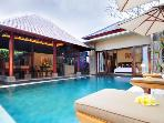 Villa Alun in Seminyak - 250 Meter to the Beach