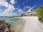 Elegant Beach Front Home with pool and jacuzzi on Paradise Island