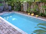 5 Star 4 Br/3.5 Bath Htd. Pool Home! Steps 2 Bch!