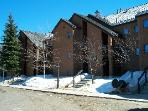 Pico Resort Slopeside Condo G106 - Three bedroom Two bathroom Walk to Lift & Ski Home To Your Back Door! Sports Center on Premises!