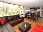 Parque 93 bright modern 1bed condo with dryer