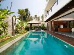 BY THE BEACH, Beautiful Brand New 4 BDR Seminyak