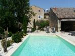 FARMHOUSE in The LUBERON AREA - GORDES - PROVENCE