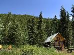 Cabin #7 Ohbejoyful near Crested Butte/inside NF