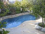 Charming Duplex - Near Malibu - Private Pool &amp; Spa