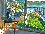 Sausalito, Beautiful Houseboat Apartment