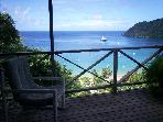 Bella Vista Cottage, Charlotteville, Tobago