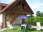 Cottage von CROISIENS Bay zwischen Summe und Trport-Mers les Bains