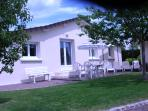 HOUSE WITH CLOSED COURT (5 SEA-GREEN) NEAR CABOURG