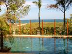 Large and well located Oceanfront Villa Cas.