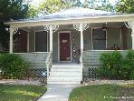 Ambrosia Cottage, Luxury 2 bedroom, Historic St Augustine