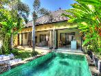 NICE COZY 2 BEDROOMS IN SEMINYAK VILLA DELICE