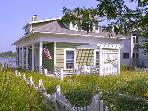 Cozy 4/3 Lake Michigan Beachwalk Resort Cottage Sleeps 10