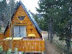4 BEDROOM CHALET LES ANGLES AND QUIET COMFORT