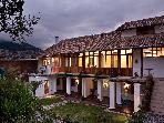 Peaceful Suites with Garden in Historical  Quito