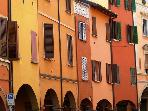 Charming apartment historical center Bologna