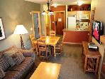 5-Star, 2 Bed, 2 Bath, Ski-in, Ski-out on Mammoth Mountain