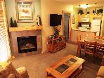 Newly Upgraded 2 Bed/2 Bath w/2 Kings, Ski-in, Ski-out at Sunstone Lodge.