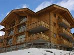 Secret Alps, ski penthouse