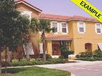4BT Orlando Town Houses For Rent 4 Bedrooms Best Value
