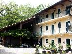Cascina Cesarina farm dinner, bed and breakfast