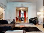 Magnificent downtown Victorian appartement