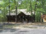 2 Bedroom, 2 Bath, Rustic Log Cabin near SDC