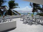 Beach-front St. Maarten Villa with fabulous views