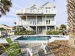 Sweet Dreams Beach House, 6 Bedrooms, Elevator Private Pool, Spa