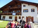 Summer Self Catering  Apartment in Arosa