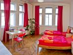 SMETANA - 2 BR 10 min walk from Old Town Square and Charles Bridge