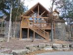Stone's Throw- Spacious 4 bedroom, 4 bath lodge at StoneBridge Resort
