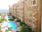 Luxury at El Andalous, Sahl Hasheesh, Egypt
