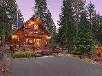 Cozy Wood Cabin