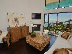 Beautiful Beachfront Condo With Pool, Spa, Tennis