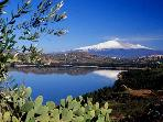 Etna Holiday Home, near UNESCO site Mount Etna